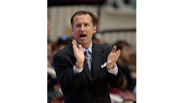 Former Alabama coach Mark Gottfried will be the next men's basketball coach at North Carolina State.