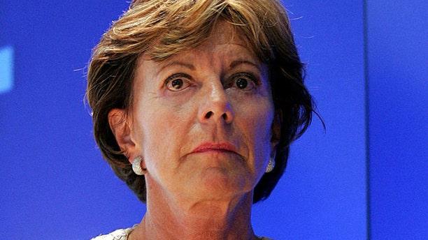 European Commission Vice President Neelie Kroes.