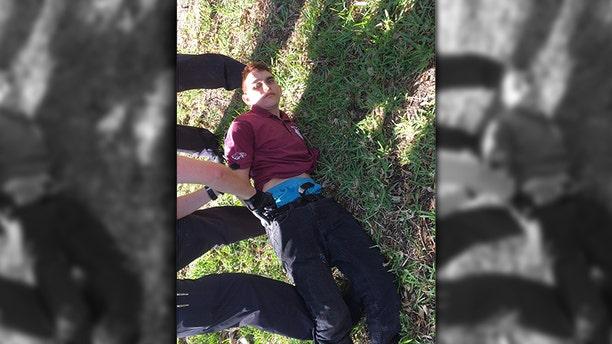 Police said the suspect, Nikolas Cruz, 19, in custody.