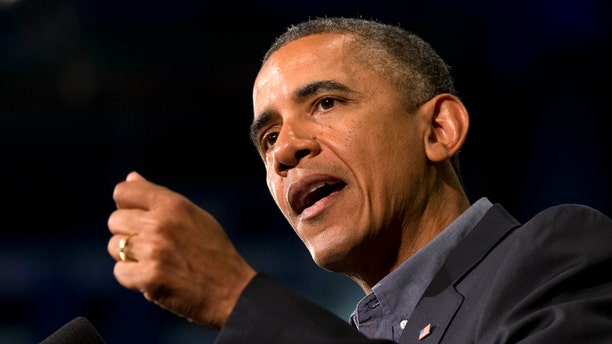 Aug. 22, 2013: President Obama speaks at the University at Buffalo, in Buffalo, N.Y.