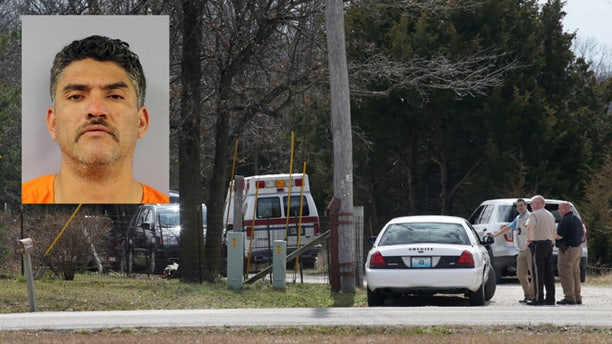 Serrano-Vitorino fled to Missouri after the Kansas killings, and then killed another man in Florence, Mo., according to prosecutors.