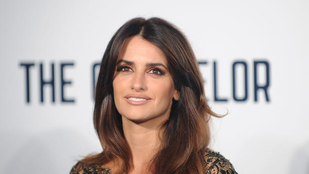 Penelope Cruz at Odeon West End on October 3, 2013 in London, England.