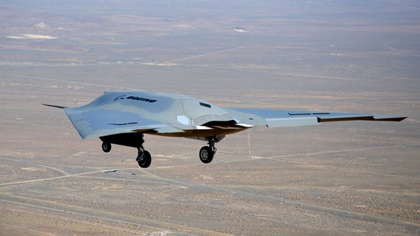The newest unmanned aerial vehicle in the fleet, Boeing's Phantom Ray recently took its maiden flight.