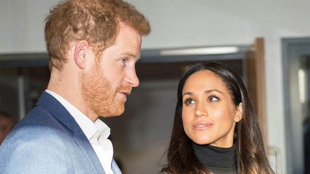 """Prince Harry and Meghan Markle will officially say """"I do"""" in May 2018."""
