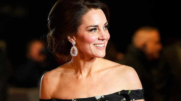 The Duchess of Cambridge reportedly wore not one, but two, family herilooms for a night out.