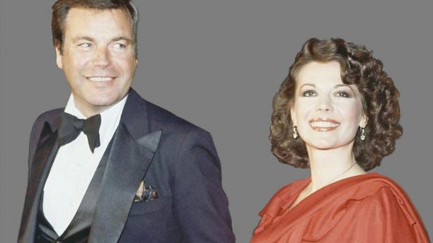 Robert Wagner with Natalie Wood
