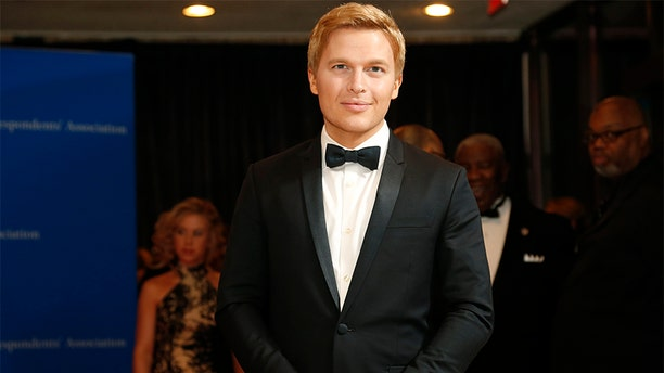 Ronan Farrow won a Pulitzer Prize for helping launch the #MeToo movement with reporting on Harvey Weinstein.