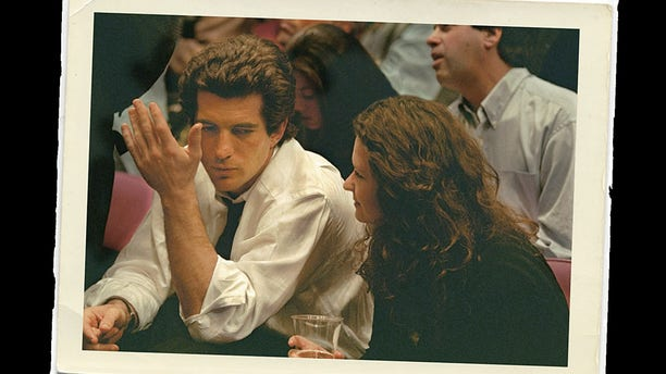 John F. Kennedy Jr. and his assistant Rosemarie Terenzio.