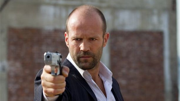 """In this film image released by Lionsgate, Jason Statham portrays Luke Wright in a scene from """"Safe."""" (AP Photo/Lionsgate, John Baer)"""