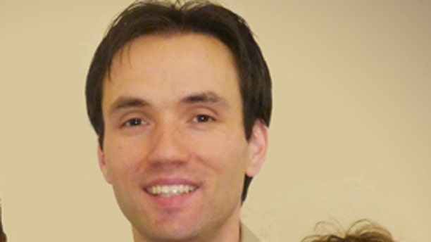 FILE: Undated: Robert Sarvis, a Libertarian Party candidate in the Virginia governor race.