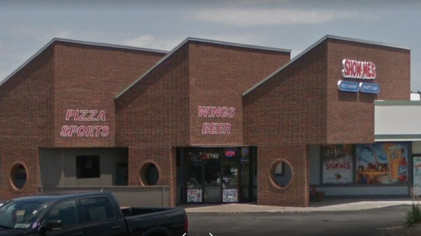 The argument broke out at Show-Me's Sports Bar & Grill in Florissant, according to reports.
