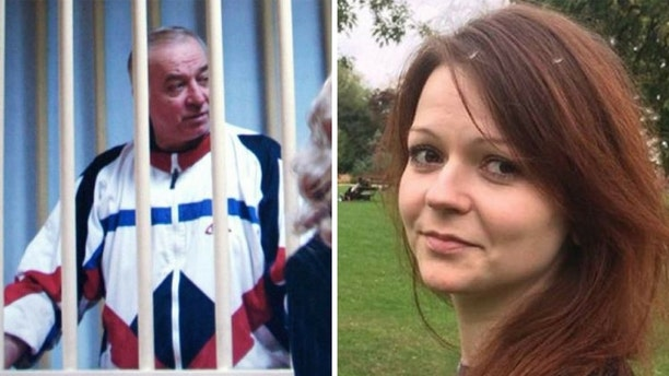 Former Russian spy Sergei Skripal and his daughter, Yulia, were poisoned on March 4.