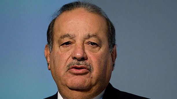 """The world's richest man""- Carlos Slim"