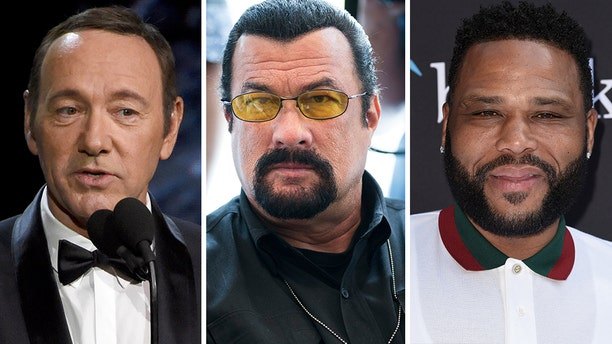 The Los Angeles County District Attorney has reportedly declined to file sexual assault charges against Kevin Spacey, Anthony Anderson and Steven Seagal, according to Variety.