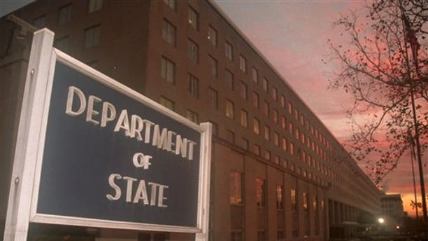 The State Department (AP/File Photo)