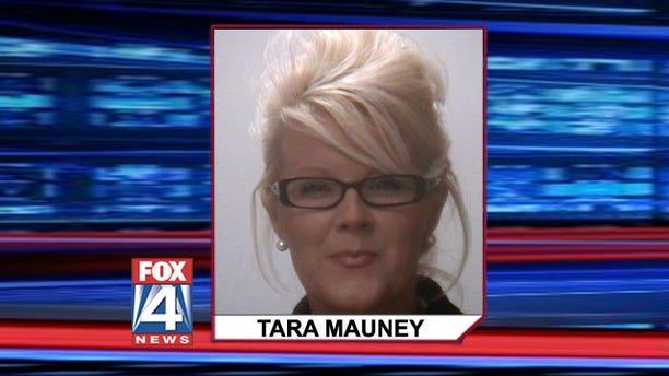 The undated photo shows Tara Mauney.