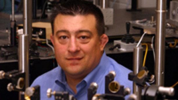 Dr. Todd Ditmire directs the Texas Petawatt project, and plans to develop an exowatt laser beam.
