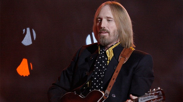 Tom Petty in a 2008 photo. He died in October 2017.