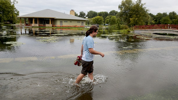 Wisconsin Gov. Scott Walker on Tuesday evening declared a state of emergency in flood-stricken Dane County, saying the state is ready to assist in recovery efforts.