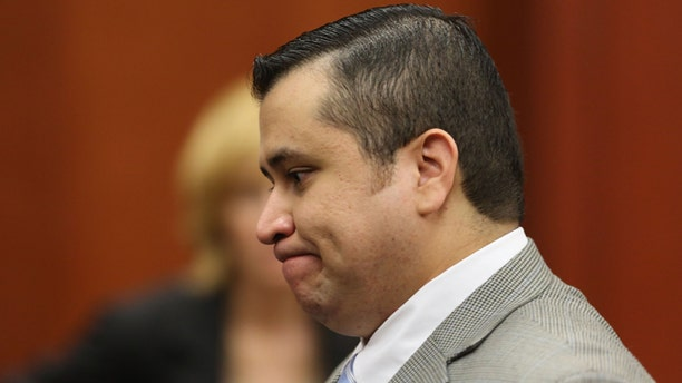 SANFORD, FL - JULY 11:  Defendant George Zimmerman arrives for his murder trial in Semimole circuit court July 10, 2013 in Sanford, Florida. Judge Debra Nelson has ruled that the jury can also consider a manslaughter charge along with the second-degree murder charge in the shooting death of Trayvon Martin. (Photo by Gary W. Green-Pool/Getty Images)