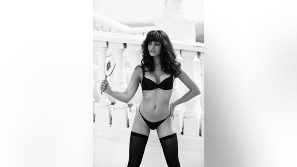 Nina Daniele is Playboy's new Playmate of the Year for 2018