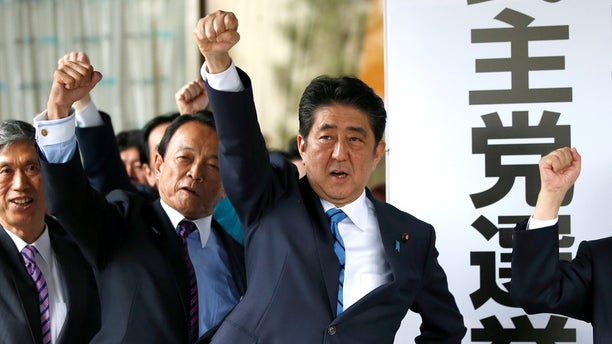 Japan's Prime Minister Shinzo Abe called for a snap election expected to take place next month.