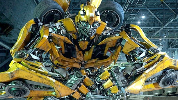 Universal Orlando's new ride, Transformers: The Ride 3D.