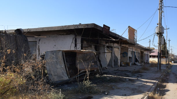 A total of five Assyrian towns in Northern Iraq have been liberated from ISIS, but none of its residents, Christians who were forced to flee from ISIS, are able to return after the terror group left a wake of destruction in its path.