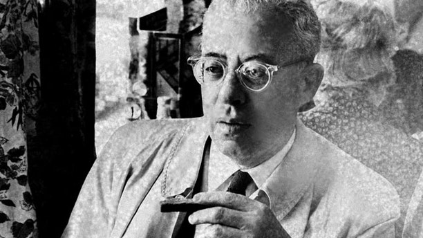 Shown here is the late community organizer Saul Alinsky.