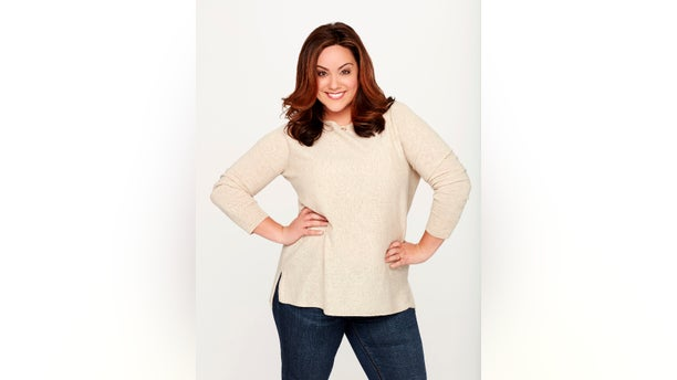 """""""American Housewife"""" stars Katy Mixon as Kate. (ABC/Craig Sjodin)  (© 2016 American Broadcasting Companies, Inc. All rights reserved. )"""