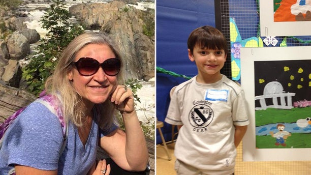 Anna Behar and her son, Daniel, died in the bus crash.