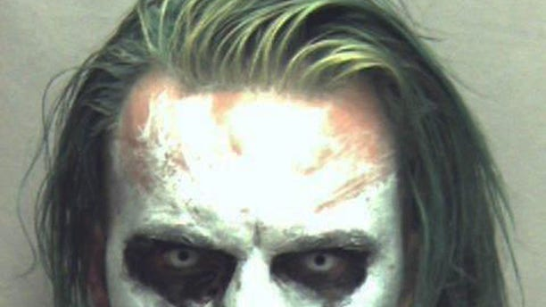 Thirty-one-year-old Jeremy Putman has been charged with wearing a mask in public.