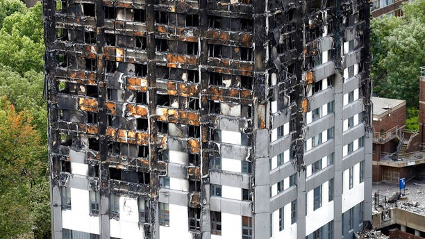 The tragedy, where 72 people died, was the greatest loss of life in a fire on British soil since the Second World War, leaving the neighborhood and country in shock