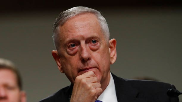 "Defense Secretary Jim Mattis said that war with North Korea would be ""catastrophic."""
