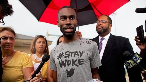 Black Lives Matter activist DeRay Mckesson said he believes a new FBI report represents racial profiling.
