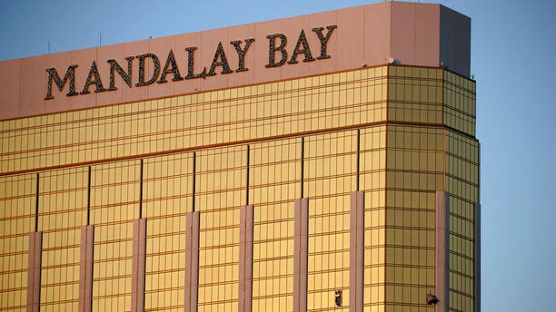 A gunman killed at least 59 people and injured hundreds Sunday night from the 32nd floor of the Mandalay Bay resort and casino.