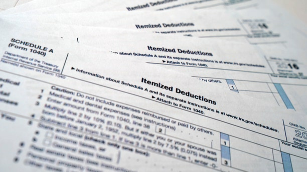 The Senate's tax proposal would not eliminate the medical expense deductions, unlike the House plan.