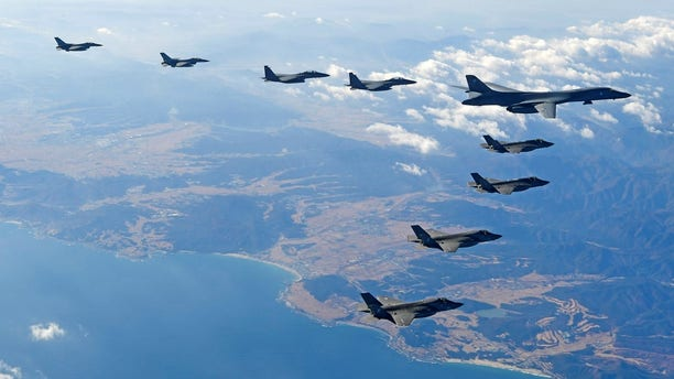 More than 230 aircraft participated in the five-day massive military drills.