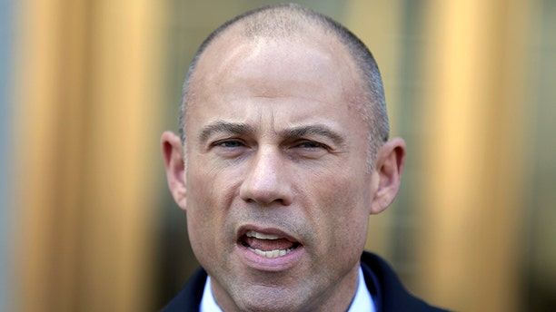 Michael Avenatti represents adult-film star Stormy Daniels.