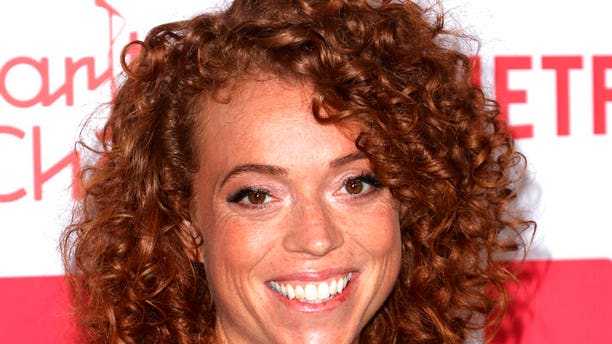 Michelle Wolf arrives at a charity event in Los Angeles, March 24, 2018.