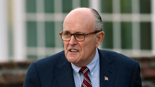 """Giuliani said requests of the executive branch can't be """"overly intrusive."""" (Associated Press)"""
