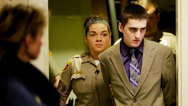 Michael Bever, 18, was 16 years old when he, along with his then-18-year-old brother, Robert Bever, killed their parents and three younger siblings in Broken Arrow in 2015, prosecutors said Thursday.