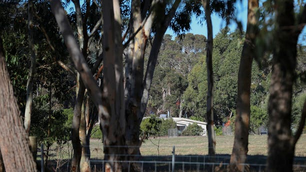 Police forensics investigate the death of seven people in a suspected murder-suicide in Osmington, east of Margaret River, south west of Perth, Australia .