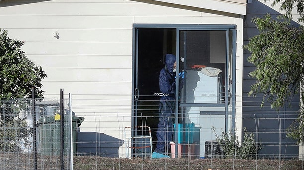 Seven people including four children were found dead with gunshot wounds Friday at a rural property in southwest Australia.