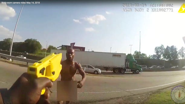 Police Chief Alfred Durham on Friday, May 25 released the video showing the officer first used the stun gun when Peters approached him. Police say it was not effective and the officer then shot Peters twice in the abdomen.