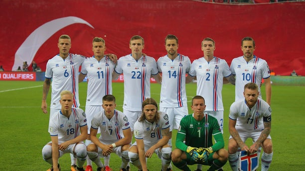 Iceland is a fan favorite as this is the first time its gone to the World Cup.