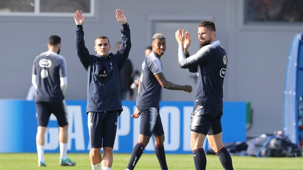Coached by Didier Deschamps, France is hoping to bring home its second World Cup.