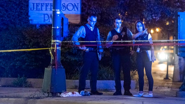 Chicago police's clearance rate for solving homicides was around 17 percent in 2017 and is on course for similar numbers this year, according to the Tribune
