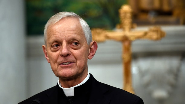 Cardinal Donald Wuerl is the Archbishop of Washington.
