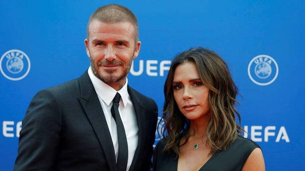 Victoria Beckham addressed rumors she and David Beckham are splitting in the October issue of British Vogue.